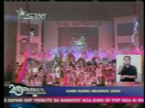ABS-CBN CENTRAL VISAYAS NEWS COVERAGE OF HARI NG NEGROS 2009