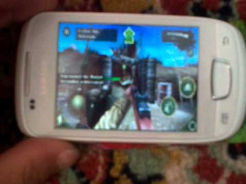 GALAXY MINI GAMING BROTHERS IN ARMS 2   STOCK CPU 600MHZ
