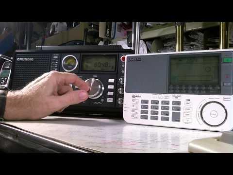 TRRS #0208 - Final Attempt at Testing Grundig 750 vs Sangean ATS-909x