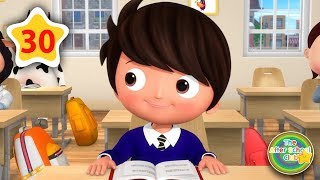 Going Back To School | Kids Songs | Little Baby Bum | The After School Club