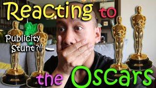 MY REACTION TO THE OSCARS FAIL 2017 | February 27th, 2017 | Vlog #39