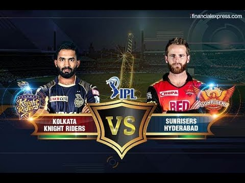 IPL 2018 - SRH vs KKR Qualifier full Highlights