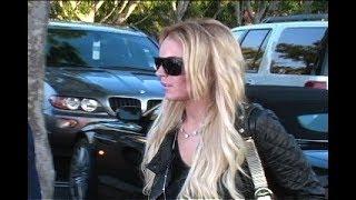 Lindsay Lohan Gets Back To Work!  [2008]