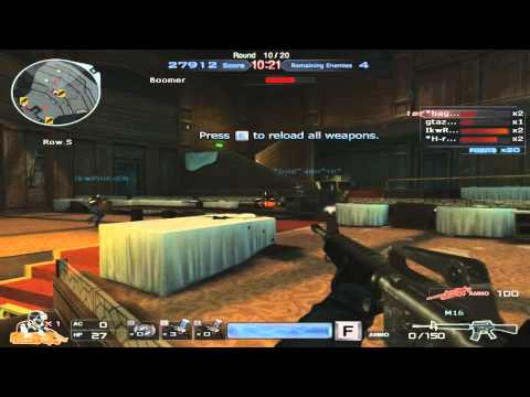 Cross Fire Philippines Commentary EP1 Opera house