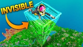 *NEW* SECRET INVISIBLE BUILDINGS..?!   Fortnite Funny and Best Moments Ep.206 Fortnite Battle Royale