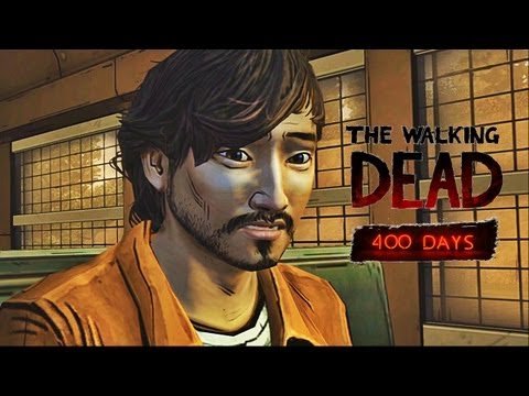 The Walking Dead 400 Days Gameplay Walkthrough Part 1 - Vince