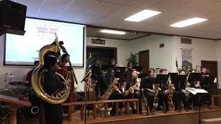 "WBR ""Oasis"" Jazz Band - ""At a Dixieland Jazz Funeral"""