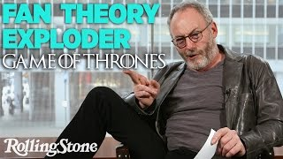 'Game of Thrones' Liam Cunningham: George R.R. Martin Told Me A Secret