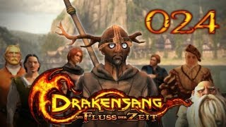 Let's Play Drakensang: Am Fluss der Zeit #024 - Fünf Freunde [720p] [deutsch]