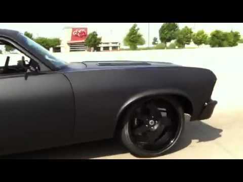 Badass Black Nova Youtube