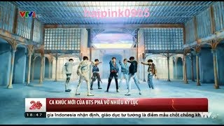Chuyển động 24h - Ca khúc mới của BTS phá vỡ nhiều kỷ lục