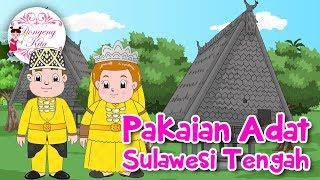 Download Lagu Pakaian Adat Sulawesi Tengah   Budaya Indonesia   Dongeng Kita Gratis STAFABAND
