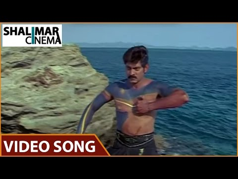 Adhinetha Movie | Arjuna Arjuna Video Song | Jagapathi Babu...