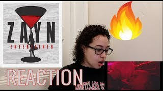 Download Lagu ZAYN - Entertainer REACTION VIDEO Gratis STAFABAND