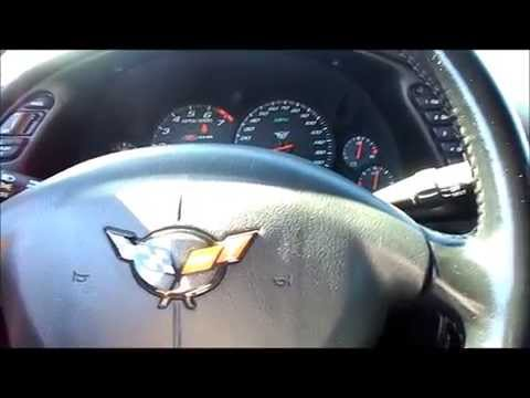 C5 Corvette wont start sometimes Fix Starter labor repair cost Clutch safety switch blind guess fix