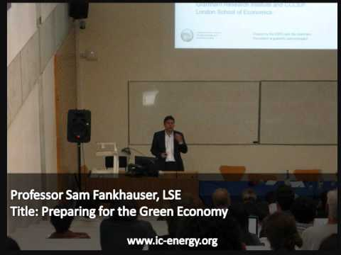 Part 5: Talk by Professor Sam Fankhauser