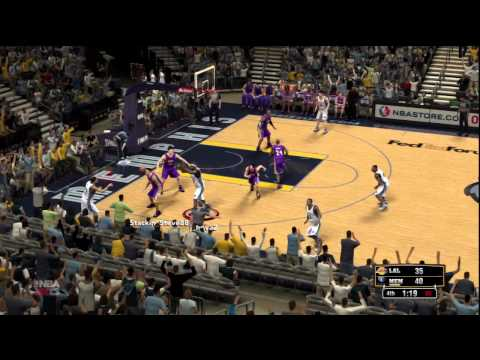 Nba 2k13 Online Ranked Game L.A Lakers Vs Memphis Grizzlies & Dallas Mavericks Vs Chicago Bulls