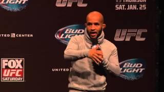 UFC on FOX 10: Fight Club Q&A with Demetrious Johnson