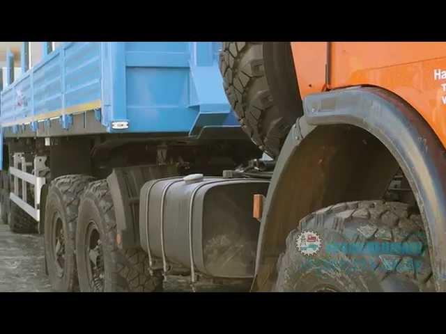 Производство Бортовых Полуприцепов 20 тонн, ООО ХК Уралспецмаш