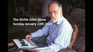 Sunday View On richieallen.co.uk For Sunday January 13th 2019