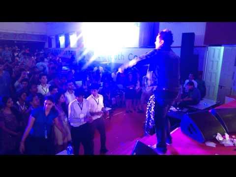 Raeth Tum Meri Ho live at srcc youth conference delhi university...