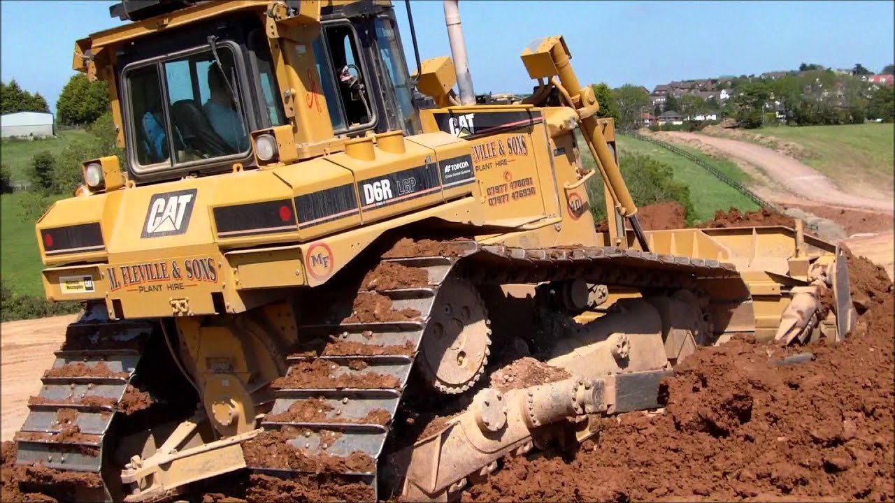 Pictures of a bulldozer