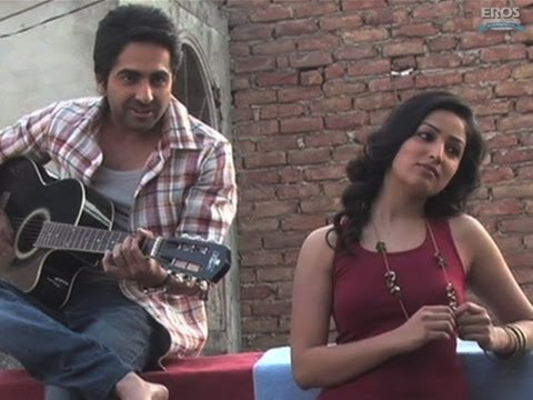 Making Of Pani Da Rang - Vicky Donor video