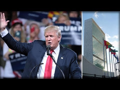 BREAKING: UN ABOUT TO STAB TRUMP IN THE BACK WITH HORRIFIC ACT THAT WOULD MAKE HITLER PROUD