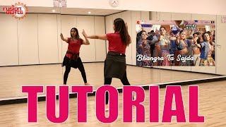 Bollywood Dance Tutorial to Bhangra Ta Sajda | Veere Di Wedding | Salman Khan | Fusion Beats Dance