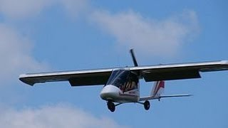 SOLD EARTHSTAR THUNDERGULL JT2 LSA ULTRALIGHT AIRCRAFT READY TO FLY SOLD PLUS FLIGHT DEMO