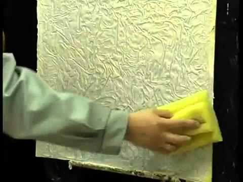 Как сделать штукатурка декоративную своими руками