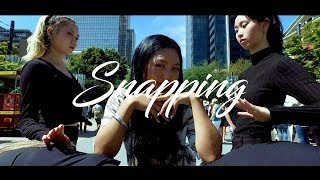[KPOP IN PUBLIC] CHUNGHA - SNAPPING Dance Cover by Everald (ft.K-City,Infernity,Leg4cy,BlackCore)