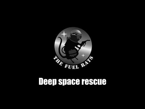 Elite:Dangerous - Fuel Rats - Deep space rescue