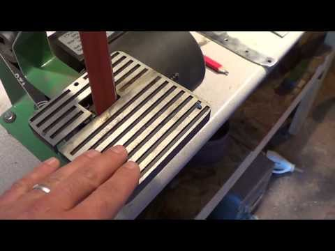 1x30 Harbor Freight Grinder Review