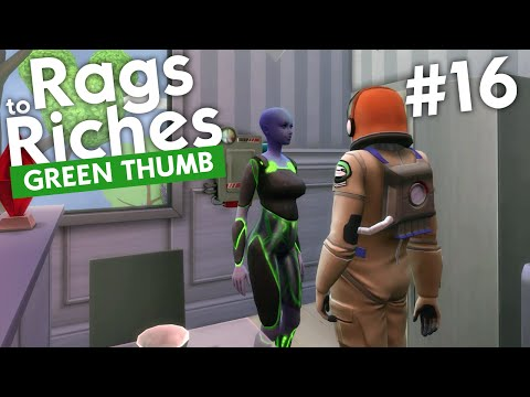 The Sims 4 - Rags to Riches: Green Thumb (Part 16)
