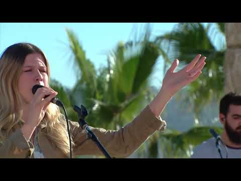 Bethel Music - Reckless Love (Live at the Southern Steps in Jerusalem)