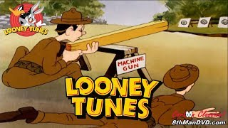 LOONEY TUNES (Looney Toons): Rookie Revue (1941) (Remastered) (HD 1080p)