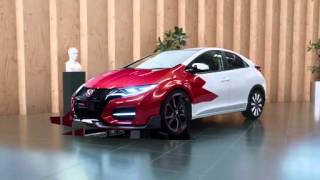 Honda Civic Type-R 2015 Teaser