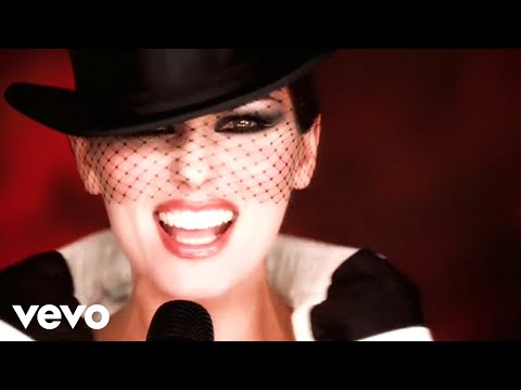 Shania Twain &#8211; Man! I Feel Like A Woman