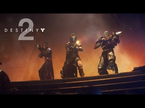 "Destiny 2 – ""Rally the Troops� Worldwide Reveal Trailer"