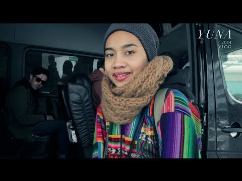 Yuna Nocturnal 2014 U.s Tour Vlog #5 video