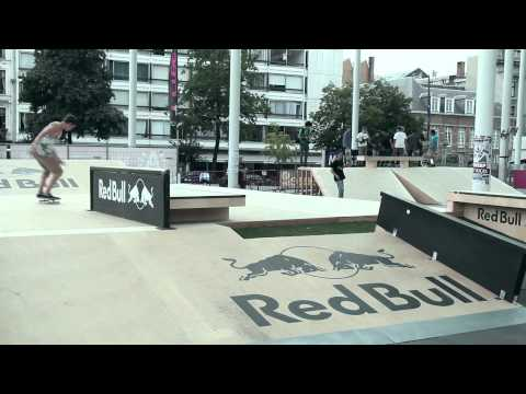 Antwerp Skate Contest 2012 - Day 1