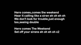 Watch Pink Here Comes The Weekend Ft Eminem video