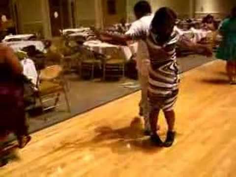 Chi Steppin' to James Brown's Higher/Steve n Candace pt1 Video