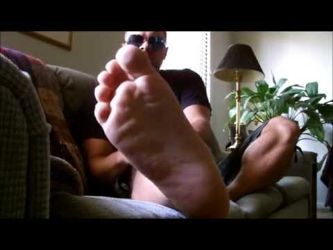 Caught Sniffing Manfeetmikes Soles [man Feet Male Foot Fetish] video