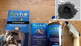 Range Rover 3.6 TDV8 Turbo & EGR Valve - Induction Cleaning