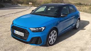 Audi A1 - first look and preview of the new model