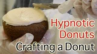 Hypnotic Donuts and Biscuits Donut Shop - How to Make a Donut