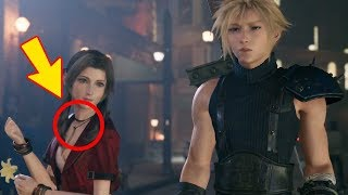 Things You Missed In The Final Fantasy 7 REMAKE Teaser Trailer