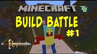 Build Battle  -1-   PROYUZ BİZ